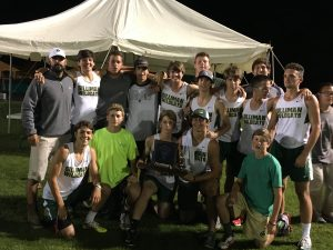 Boys track - South State Champs