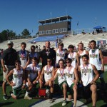 Boys track - State Runners-up